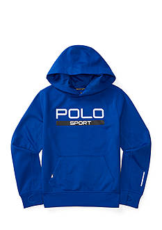 Ralph Lauren Childrenswear Tech Fleece Hoodie Boys 8-20
