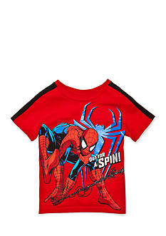 Marvel™ Spiderman Print Tee Boys 4-7