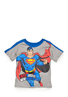 Superman American Way Tee Boys 4-7