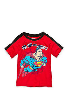 Superman Novelty Tee Boys 4-7