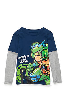 Nannette Teenage Mutant Ninja Turtles Tee Boys 4-7