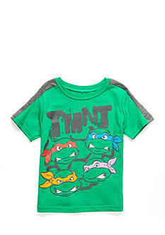Nannette TMNT Faces Tee Boys 4-7