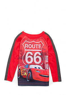 Nannette Cars Long Sleeve Tee Boys 4-7