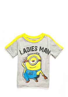 Nannette Despicable Me Tee Boys 4-7