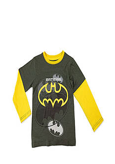 Batman™ Batman Long Sleeve Top Boys 4-7
