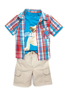 Nannette 3-Piece Cool Dude Set Boys 4-7