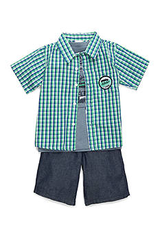 Nannette 3-Piece Classic Car Set Boys 4-7