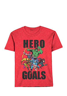 Hybrid™ 'Hero Goals' Tee Boys 4-7