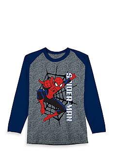 Hybrid™ Spider-Man Long Sleeve Tee Boys 4-7