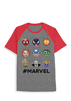 Marvel™ Emoji Tee Boys 4-7