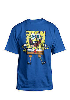 Nickelodeon™ Spongebob Blurred Tee Boys 4-7