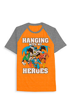 Hybrid™ 'Hanging With My Heroes' Tee Boys 4-7