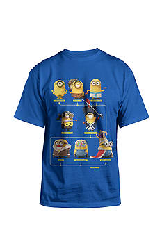 Despicable Me™ Nine In Time Tee Boys 4-7
