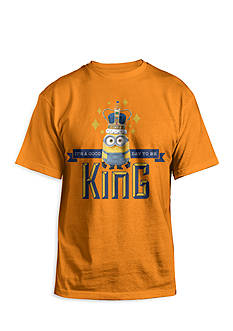 Despicable Me™ 'Good Day To Be King' Minions Tee Boys 4-7