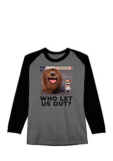 Hybrid™ The Secret Life of Pets Tee Boys 4-7