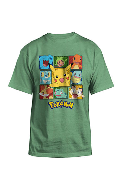 Pokémon™ Pokemon Pikachu Tee Boys 4-7
