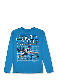 Star Wars Long Sleeve 'Join The Rebellion' Tee Boys 4-7