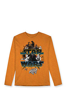 Star Wars Long Sleeve Rebels VS Imperial Tee Boys 4-7