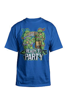 Hybrid™ Teenage Mutant Ninja Turtles™ Party Tee Boys 4-7