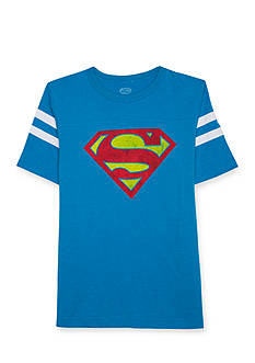 Hybrid™ Superman Logo Tee Boys 8-20