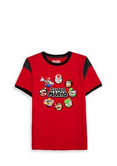 Hybrid™ Super Mario Crew Tee Boys 8-20