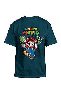 Hybrid™ Super Mario Tee Boys 8-20