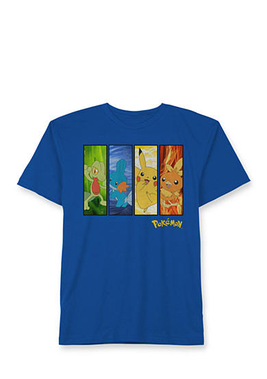 Hybrid™ Pokémon® Group Box Tee Boys 8-20