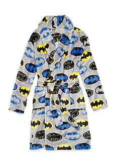 Batman™ Bat Signal Robe Boys 4-20