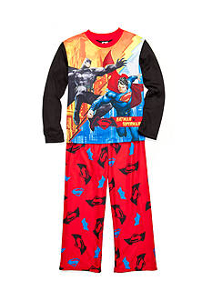 Marvel 2-Piece Batman vs. Superman Pajama Set Boys 4-20