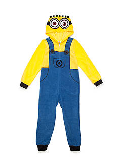 AME 1-Piece Minion Pajama Boys 4-20