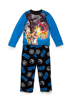 Star Wars Galaxy Fleece Pajamas Boys 4-20