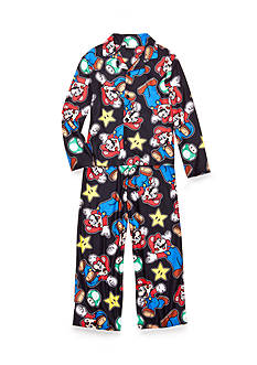 AME 2-Piece Super Mario Pajama Set Boys 4-20