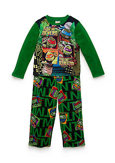 Nickelodeon™ Teenage Mutant Ninja Turtle Fleece Pajamas Boys 4-20
