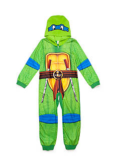 AME 1-Piece Teenage Mutant Ninja Turtles Pajama Boys 4-20