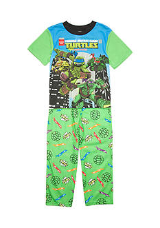Nickelodeon™ Teenage Mutant Ninja Turtles 2-Piece Pajama Set Boys 4-20
