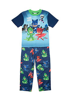AME PJ Masks 'Time To Be A Hero!' 2-Piece Pajama Set Boys 4-20