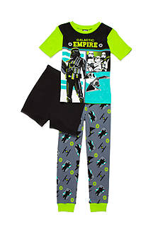 Star Wars Galactic Empire 3-Piece Pajama Set Boys 4-20