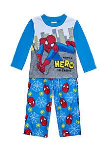 boys sleepwear pajamas belk spiderman 2 piece pajama set toddler boys