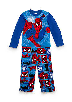 Marvel Spider-Man Spider-Man® Fleece Pajamas Boys 4-20