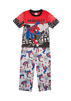 Marvel Spider-Man 2-Piece 'Hero' Pajama Set Boys 4-20