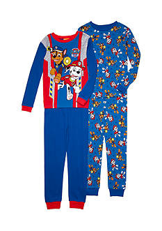 Nickelodeon™ Paw Patrol 4-Piece Pajama Set Boys 4-20