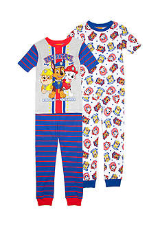 Nickelodeon™ Paw Patrol 4-Piece Pajama Set Boys 4-20