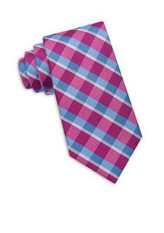 J. Khaki Beach Stripe Tie