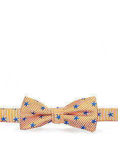 J. Khaki Stars & Stripes Bow Tie