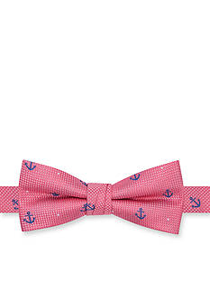 J. Khaki Anchor Bow Tie