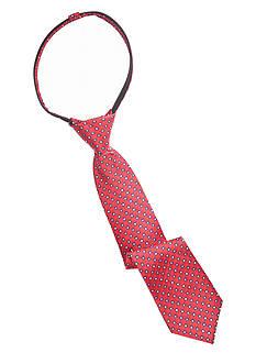 J. Khaki Patterned Zip Tie Boys 2-7