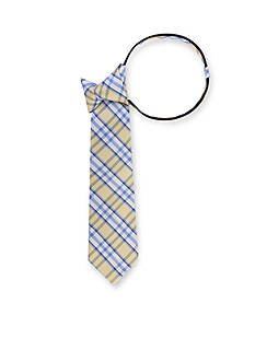 J Khaki™ Sailor Plaid II Tie Boys 4-20