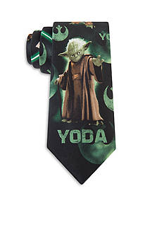 Star Wars Master Yoda Tie Boys 4-20