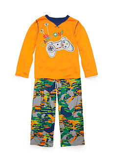 J. Khaki® Graphic Gamer Camo Pajama Set Boys 4-20