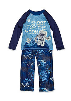J. Khaki® Shoot For The Moon 2-Piece Pajama Set Boys 4-20